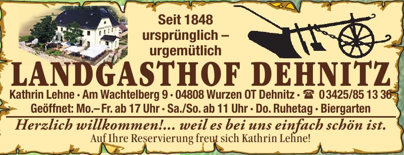 Landgasthof Dehnitz