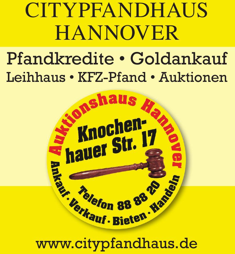 Pfand- & -Auktionshaus Hannover