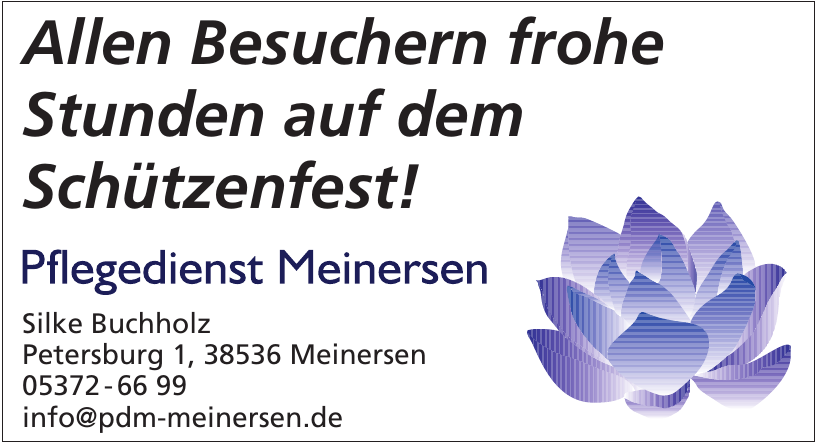 Pflegedienst Meinersen Silke Buchholz