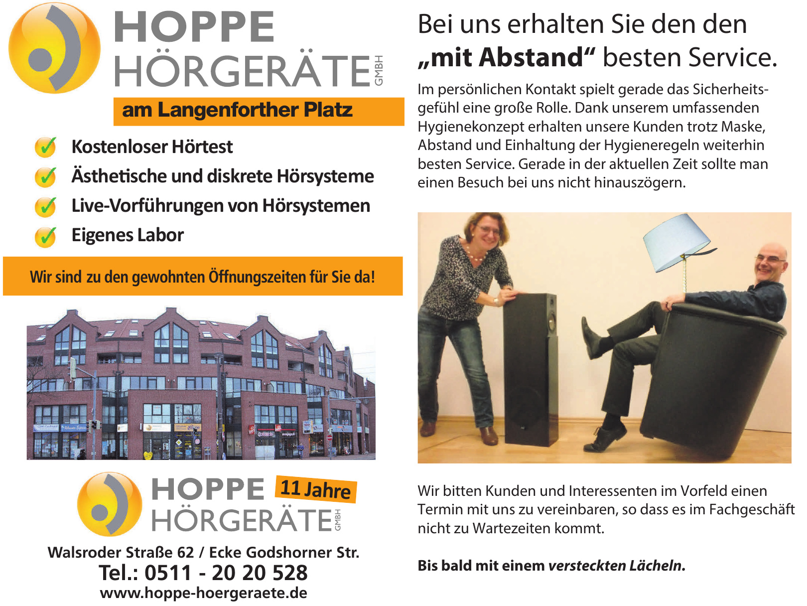 Hoppe Hörgeräte GmbH