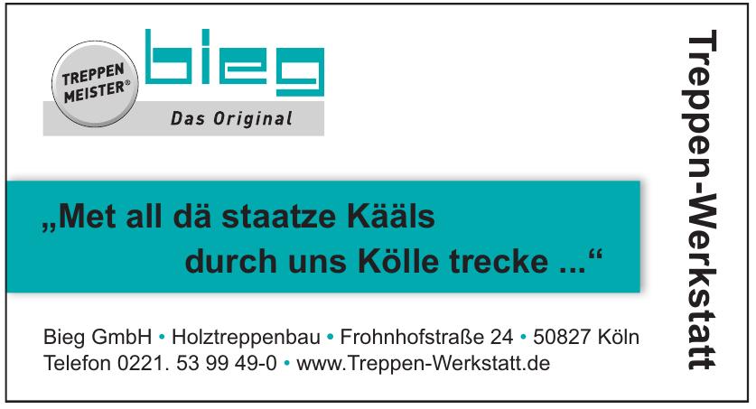 Treppenbau Bieg GmbH