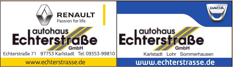 Autohaus Echterstraße GmbH