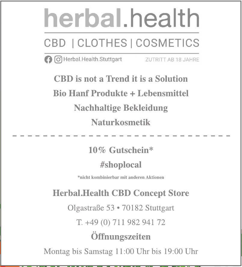Herbal.Health CBD Concept Store