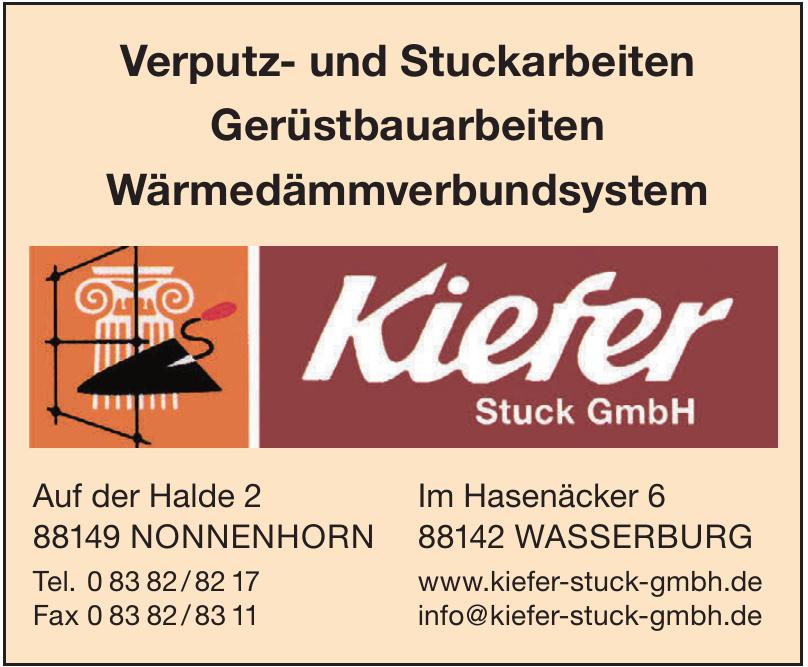 Kiefer Stuck GmbH