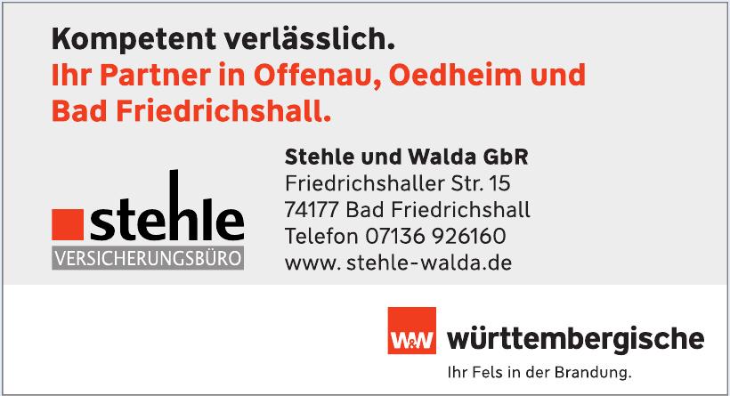 Stehle und Walda GbR