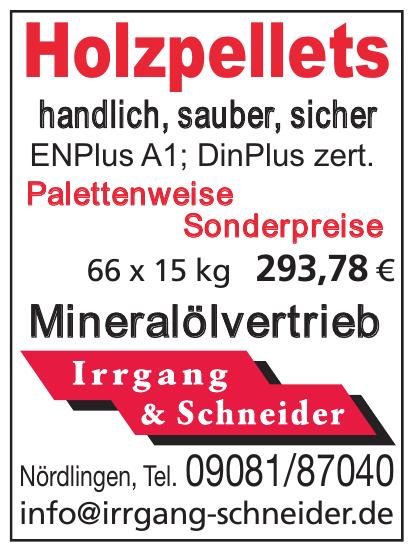Irrgang Schneider