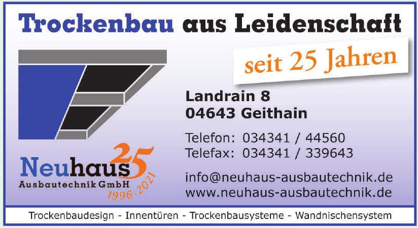 Neuhaus Ausbautechnik GmbH