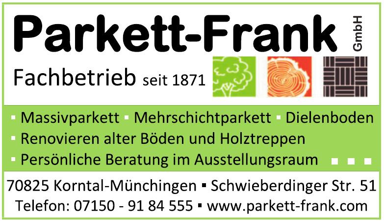 Parkett-Frank GmbH