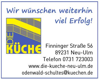 Die Küche Odenwald & Schultes GmbH & Co. KG