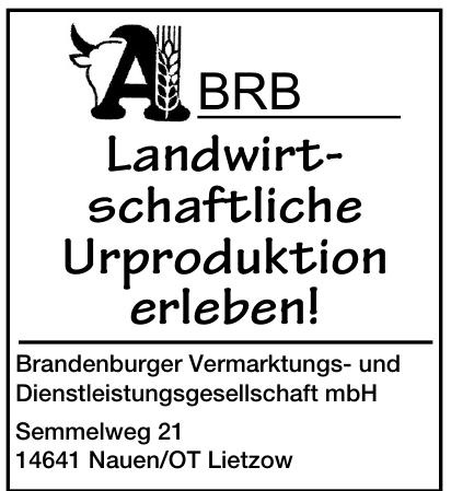 ABRB Brandenburger Vermarktungs- und Dienstleistungsgesellschaft mbH