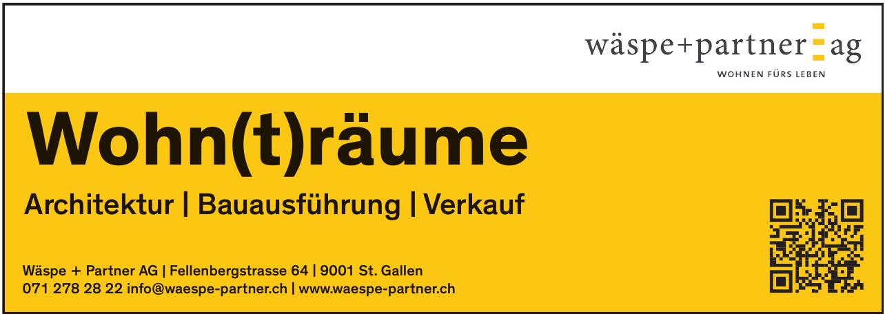Wäspe + Partner AG