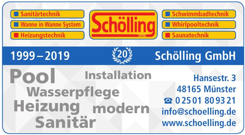 Schölling GmbH