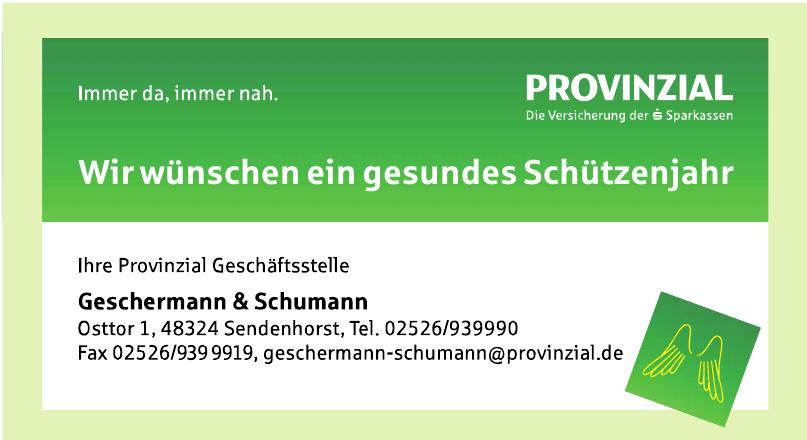 Provinzial Geschermann & Schumann