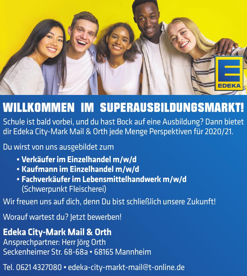 Edeka City-Mark Mail & Orth