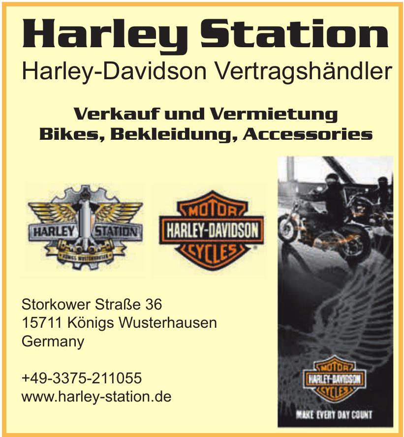 Harley Station