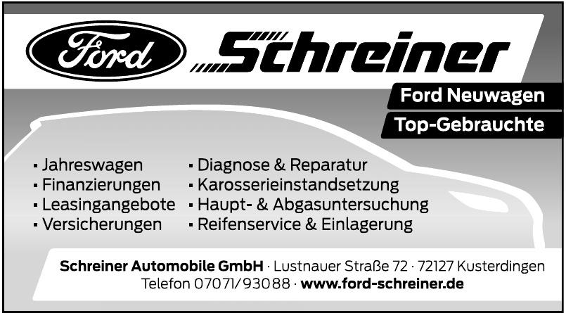 Schreiner Automobile GmbH