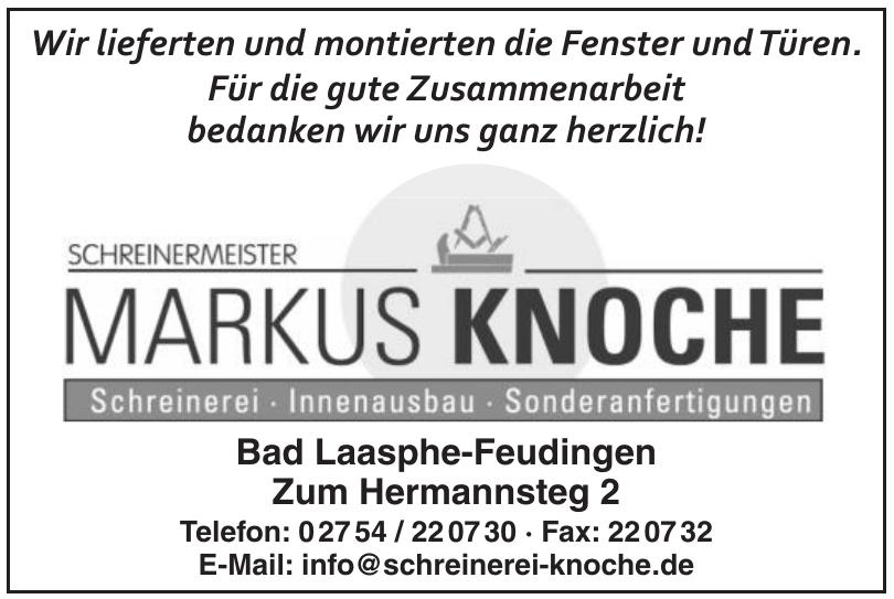 Markus Knoche