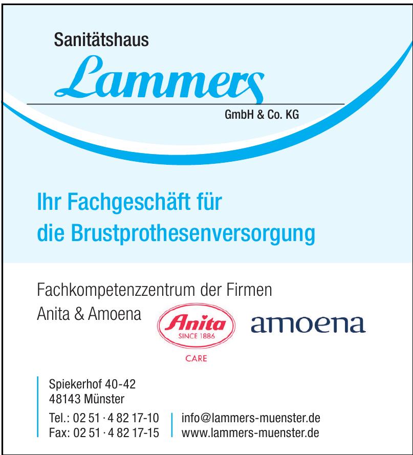 Sanitätshaus Lammers GmbH & Co. KG