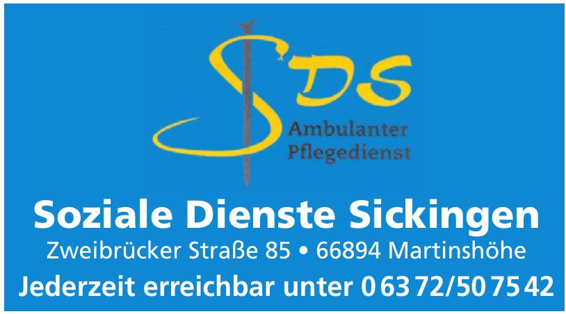 Soziale Dienste Sickingen