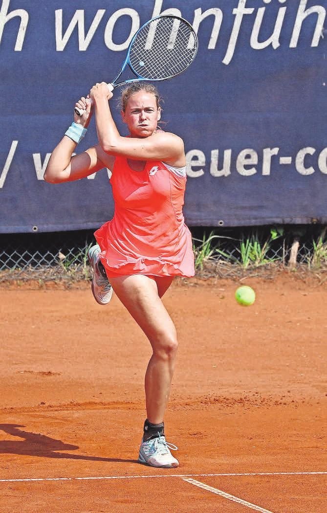 Anna-Lena Grönefeld, Wimbledon-Gewinnerin im Mixed. Florian Petrow