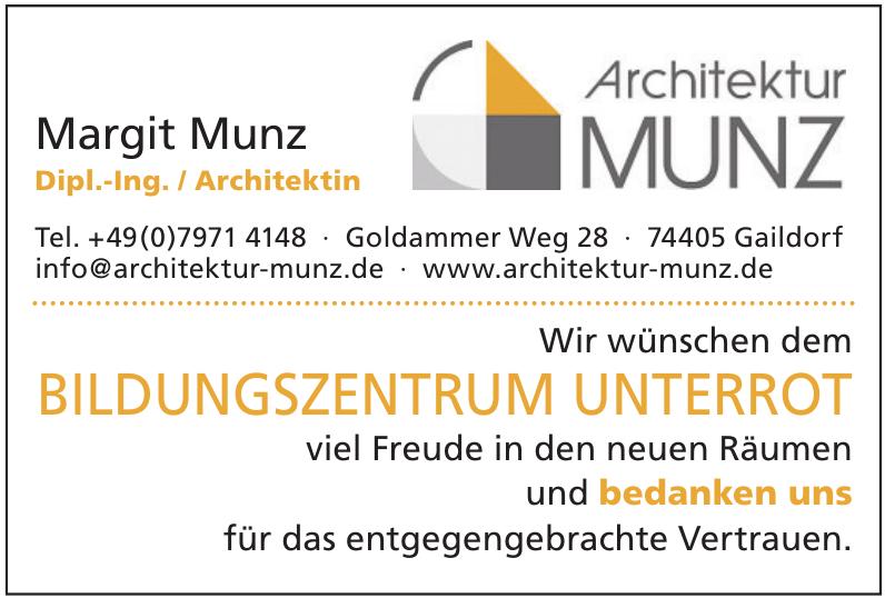 Architektur Munz