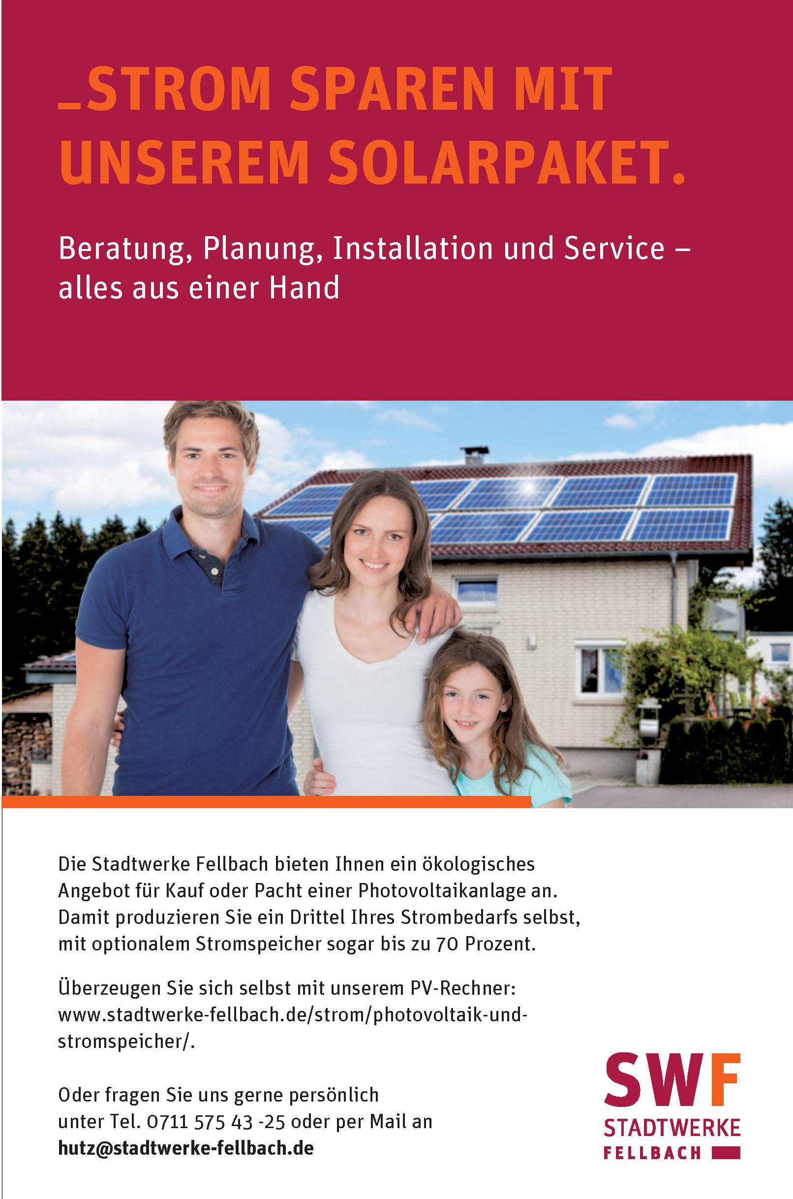Stadtwerke Fellbach GmbH