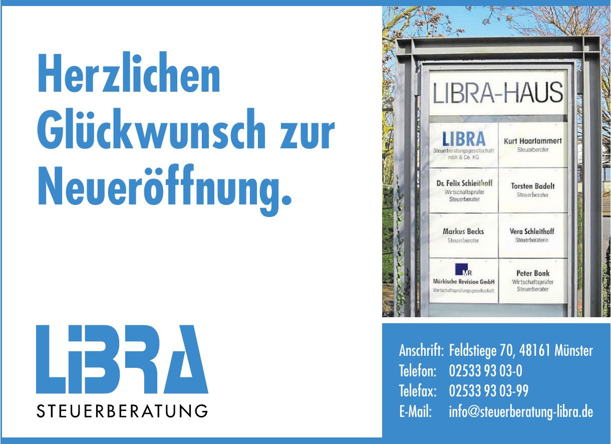 Libra Steuerberatung