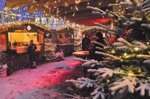 Vorsfelde lädt zum Weihnachtsmarkt ein Image 2
