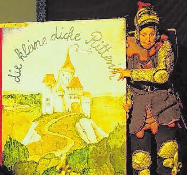 Die Ritterin. Foto: Gemeinde