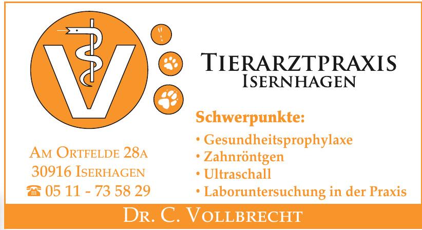 Tierarztpraxis Isernhagen Dr. C. Vollbrecht