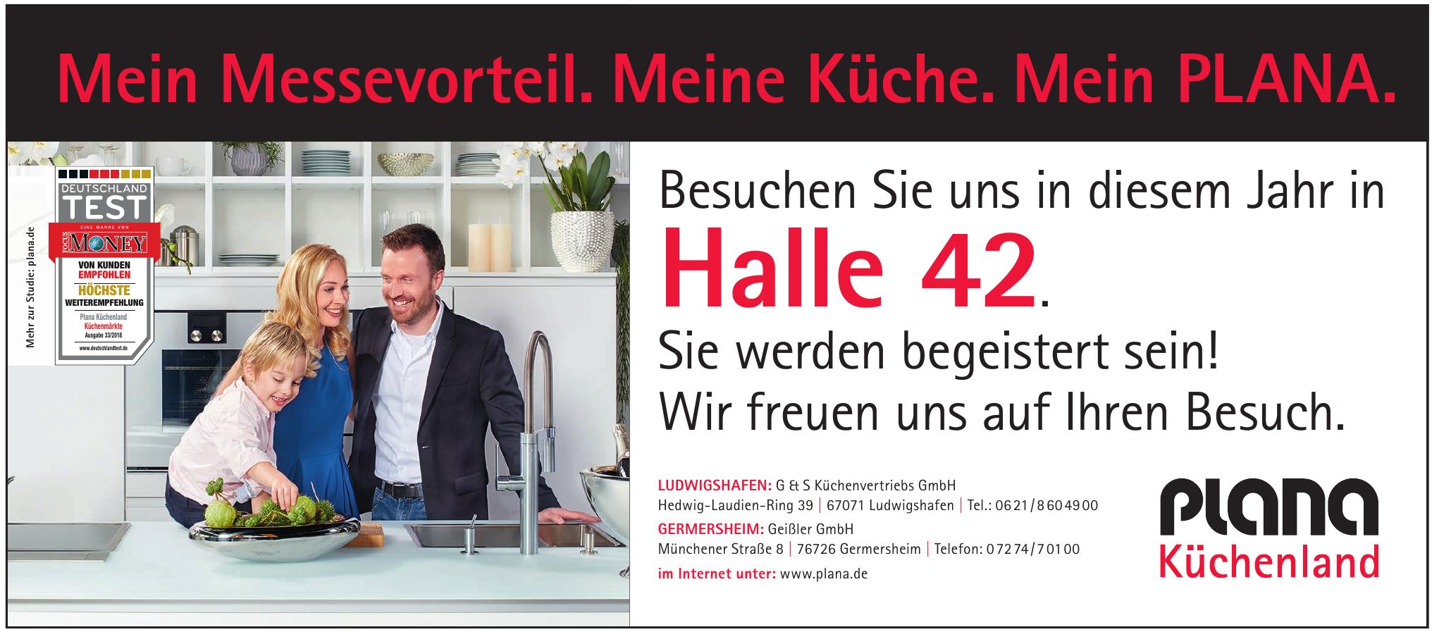 Plana Küchenland - Geißler GmbH