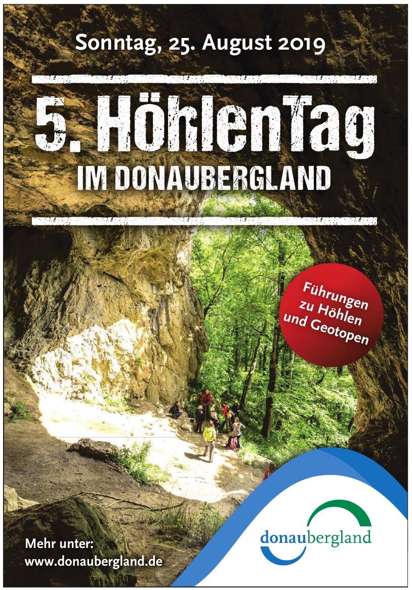 Donaubergland Wanderbus