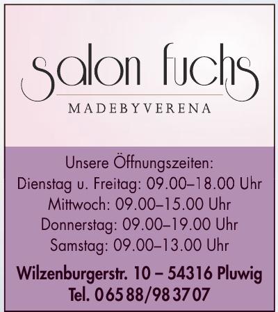 Salon Fuchs Madebyverena