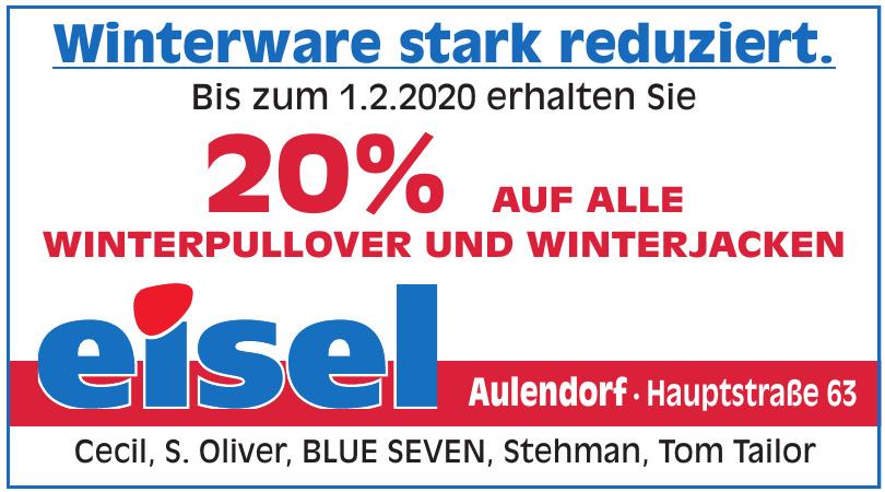 Eisel Aulendorf