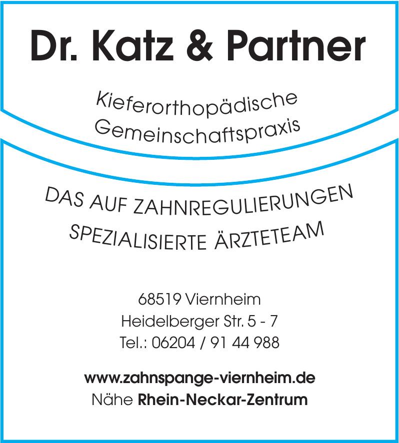 Dr. Katz & Partner Kieferorthopädische Gemeinschaftspraxis