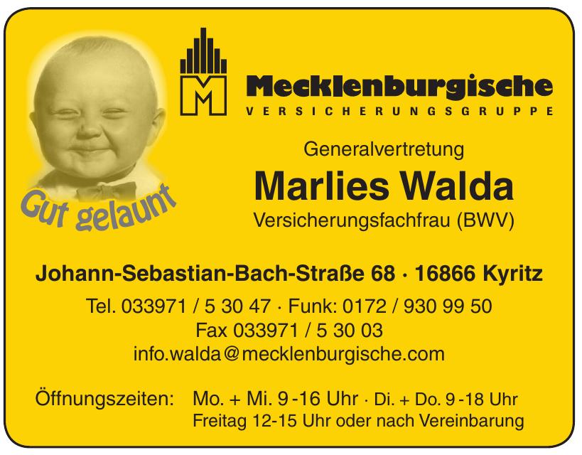 Marlies Walda