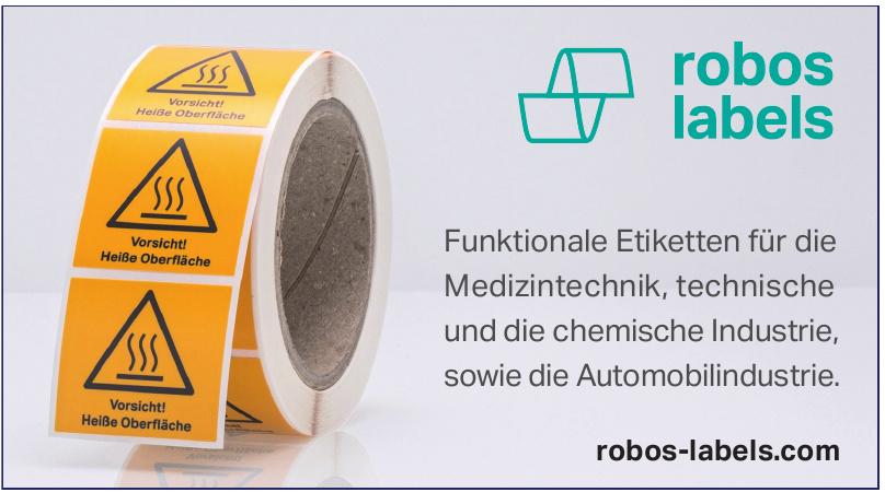 robos labels