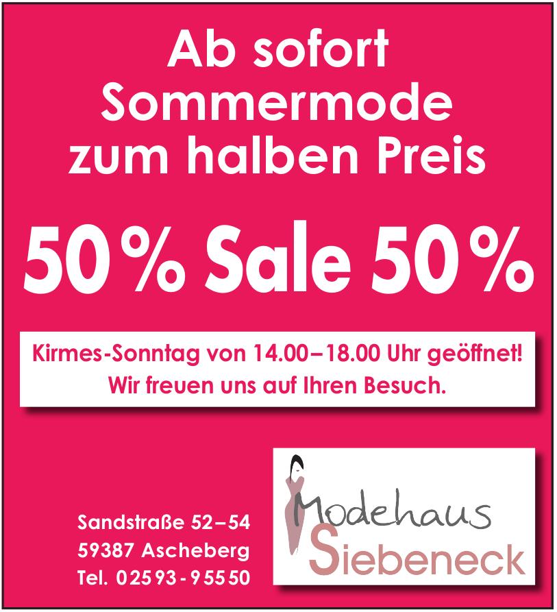Modehaus Siebeneck