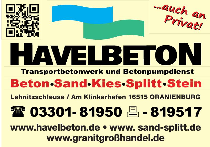Havelbeton