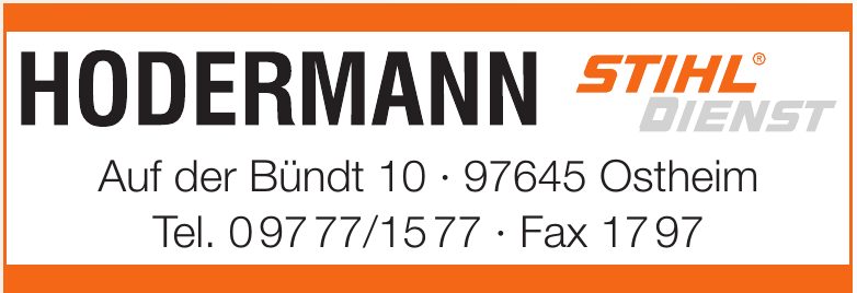 Hodermann