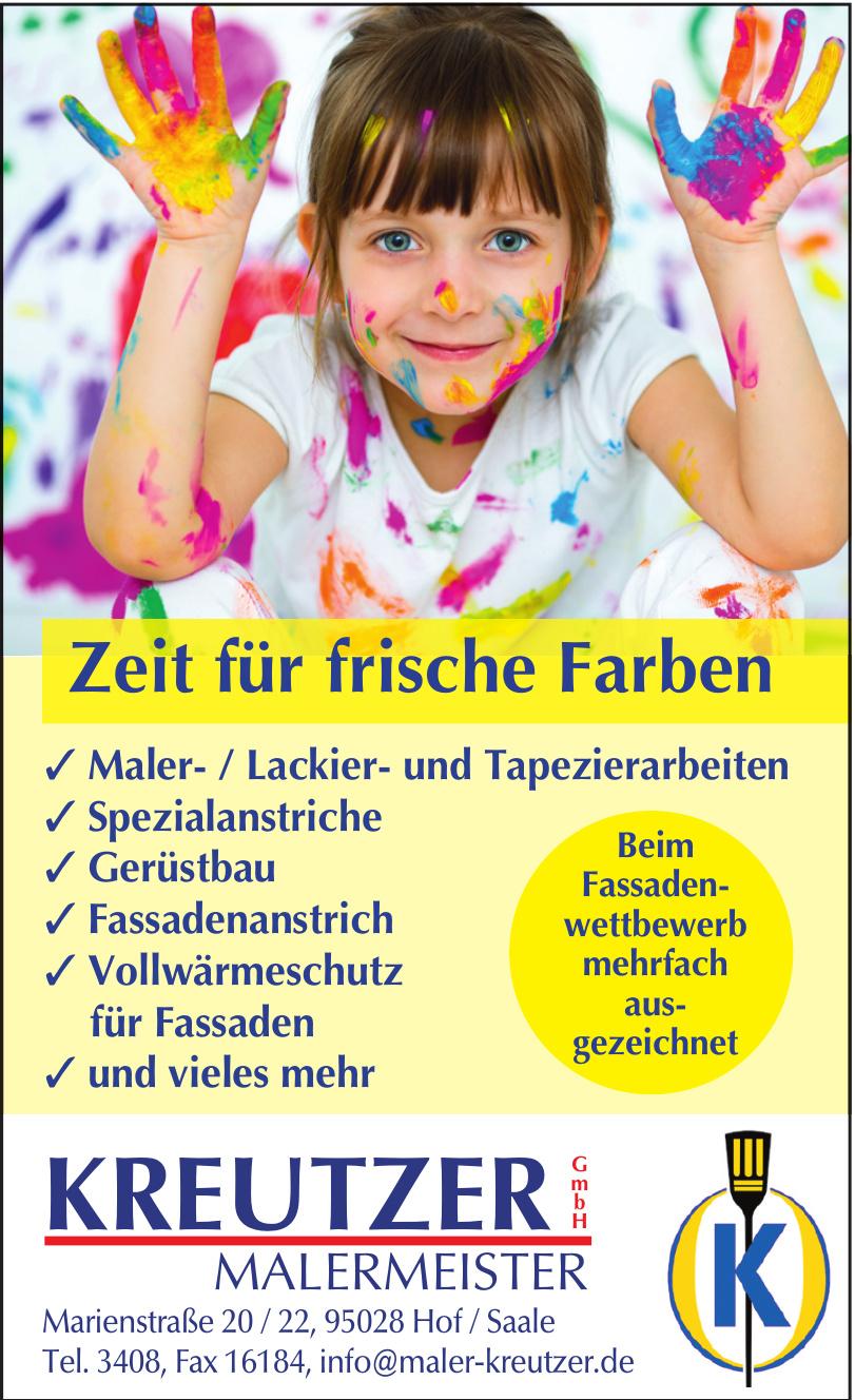 Kreutzer Malermeister GbmH