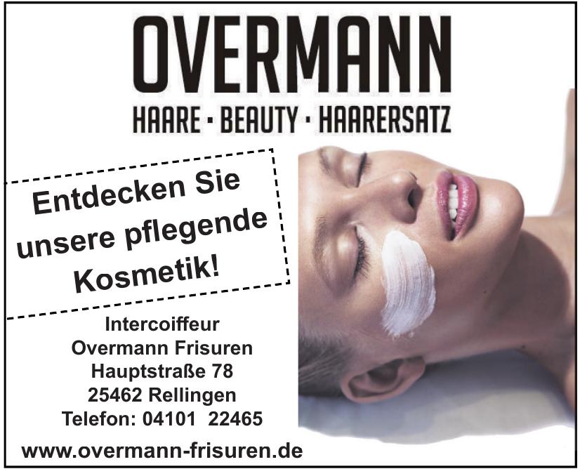 Overman Frisuren