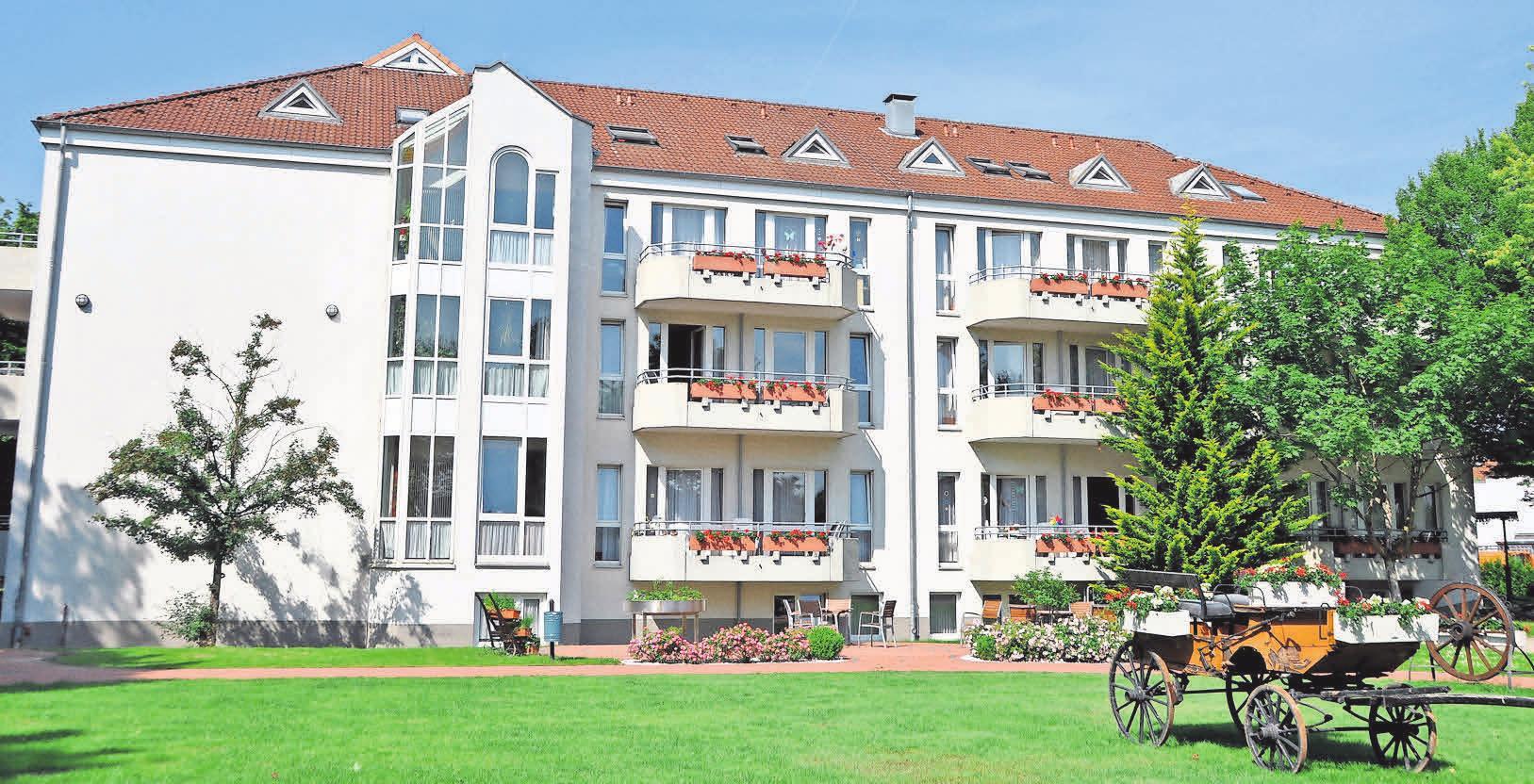 Das Haus Gehrden besticht mit vielen Zusatzangeboten. Foto: Archiv