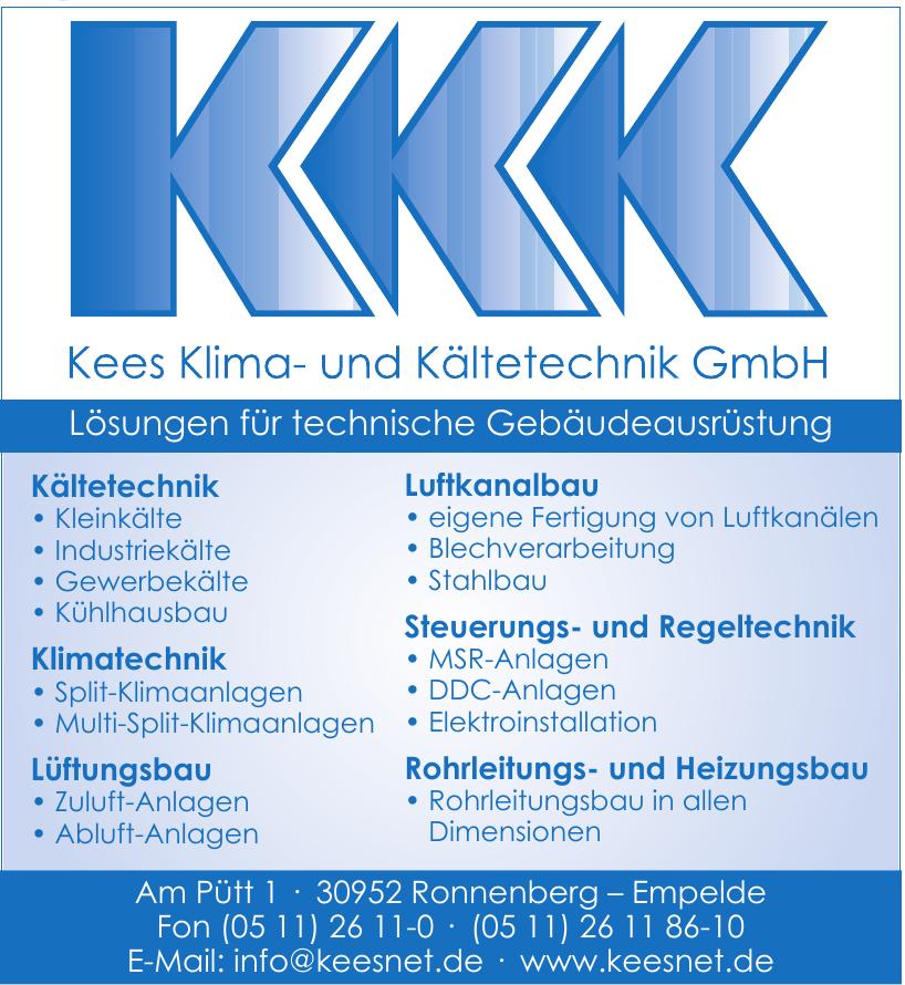 Kees Klima- und Kältetechnik GmbH