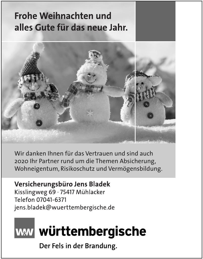 Württembergische Versicherungsbüro Jens Bladek