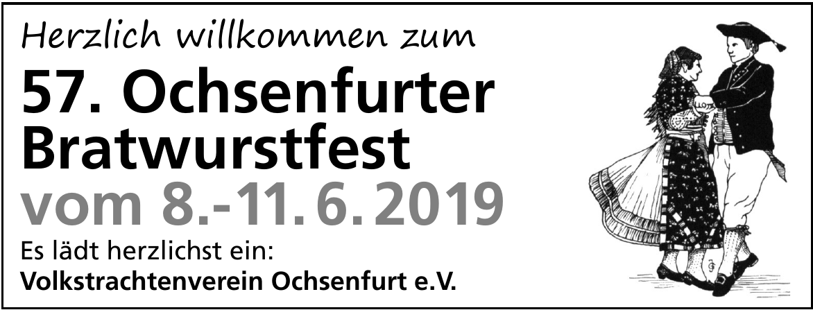 57. Ochsenfurter Bratwurstfest