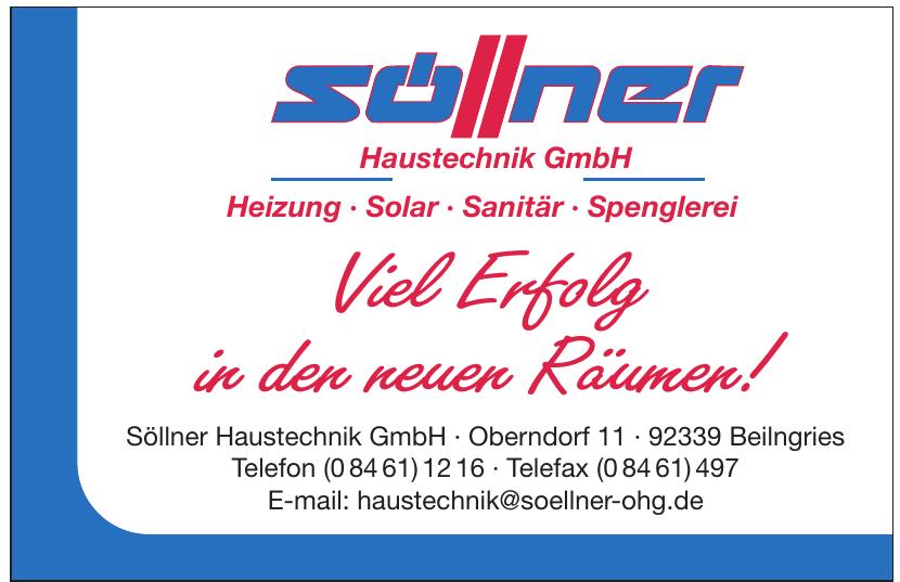 Söllner Haustechnik GmbH