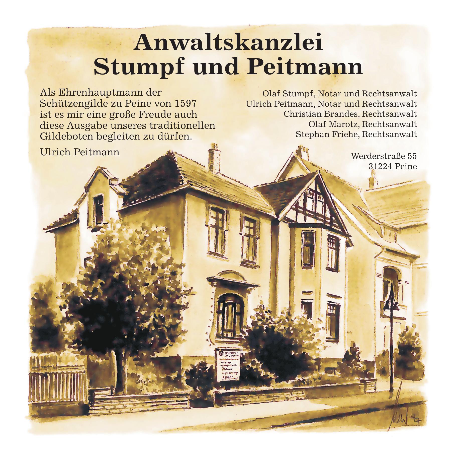 Anwaltskanzlei Stumpf und Peitmann