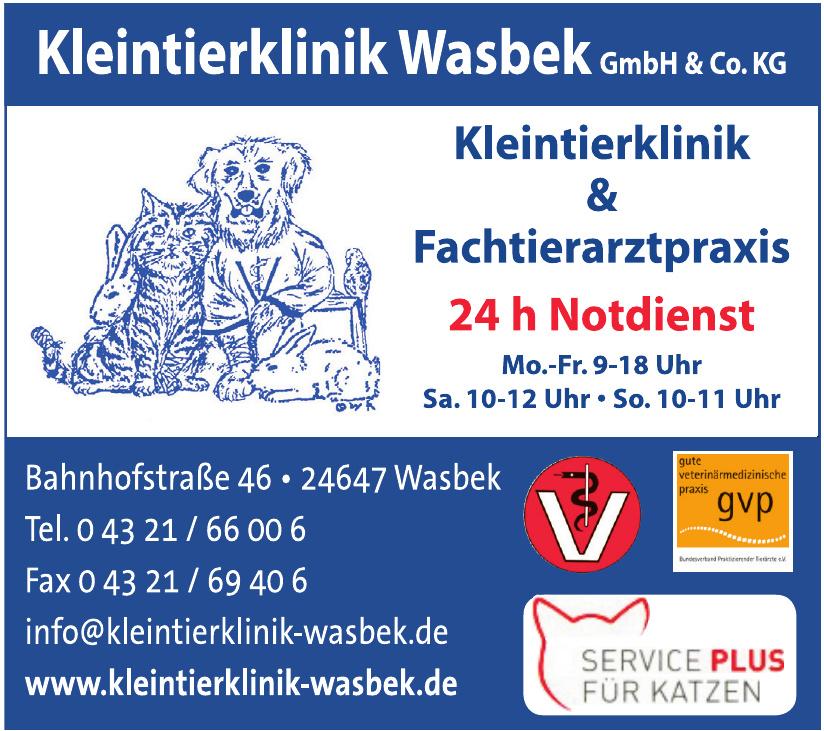 Kleintierklinik Wasbek GmbH & Co. KG