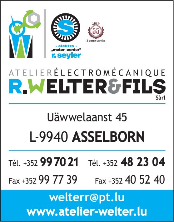 Atelier Welter